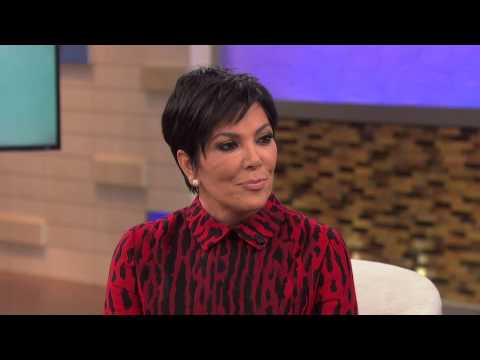 Kris Jenner Talks to Dr. Oz About Body Image