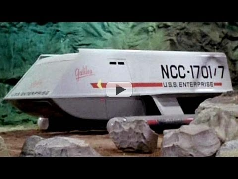 Original Star Trek Galileo Spacecraft - Where Is It Today? | Video