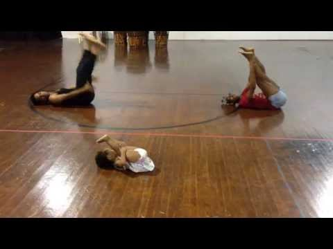 2 Year Old, Zaya's Choreography To Chandelier By Sia! video