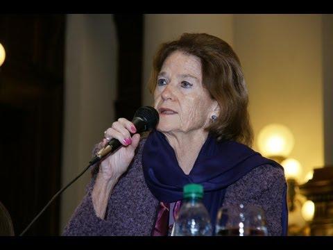 III Jornada sobre Periodismo y G�nero: Elena Highton de Nolasco