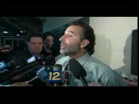 John Tortorella news conference