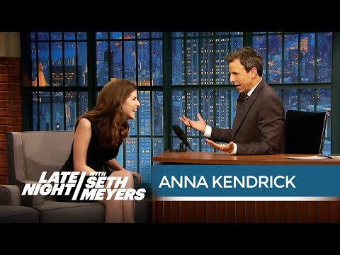 Anna Kendrick Is Not Impressed by the Royal Baby - Late Night with Seth Meyers