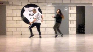 Netta Briele - 3x Krazy | Choreography by Simba FP2