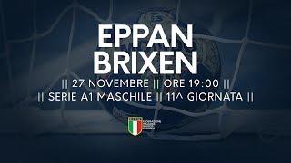 Serie A1M [11^]: Eppan - Brixen 28-34