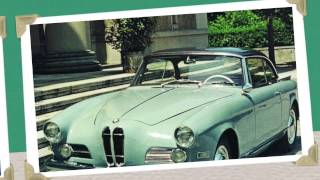 BMW 503 Coupe  - 1956
