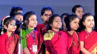 Children singing Bangla Bengali song
