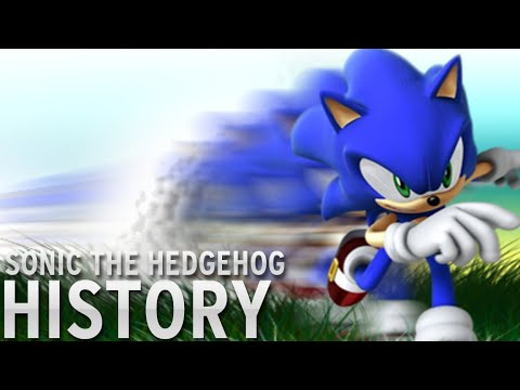 History Of - Sonic The Hedgehog (1991-2014) video
