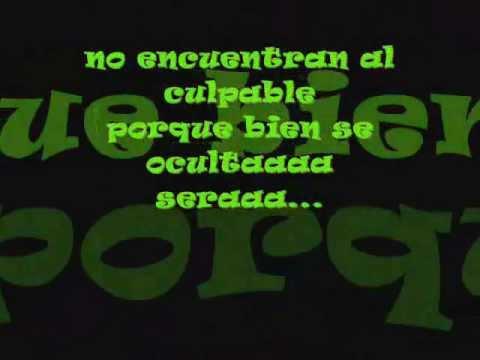Sera Que Yo Tengo La Culpa-chino Y Nacho Feat Luis Enrique video