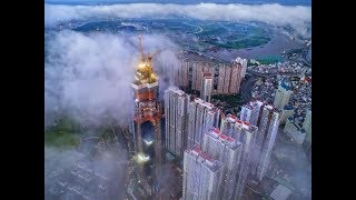 Vietnam modernization 2017 - Saigon - Capital of Fire !