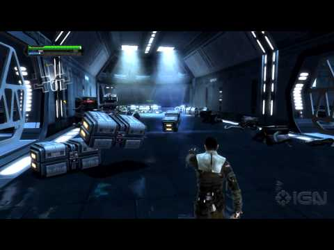 Making a Star Wars Video Game: Starkiller Speaks