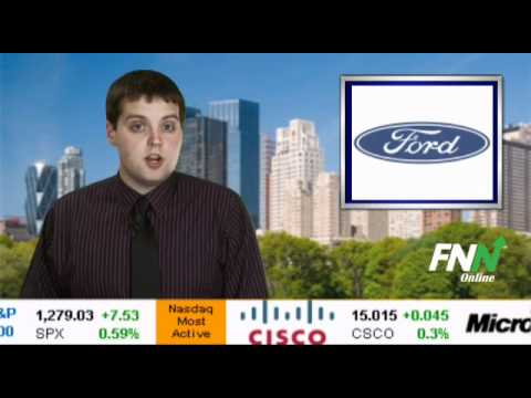 Ford Hybrids Will Use Toshiba Inverters