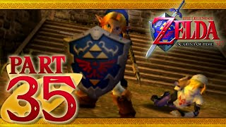 The Legend of Zelda: Ocarina of Time 3D - Part 35 - Nocturne of Shadow