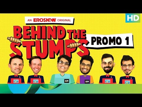 RCB meets AIB | Behind The Stumps | Only On Eros Now 24th April