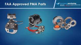 Aerospace Purchasing - FAA Approved PMA Aircraft Parts