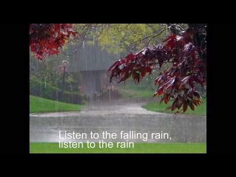 Jose Feliciano - Rain [Lyrics]