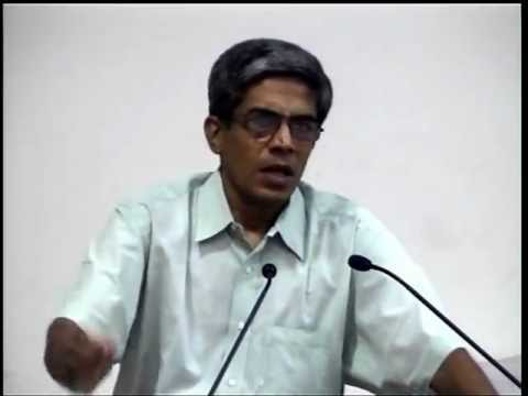 Prof. Bhaskar Ramamurthy at Symposium on Indian Cultural Heritage