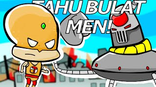 download lagu Tahu Bulat Talat Men Animation 1 : Serangan Raksasa gratis