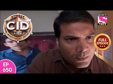 CID - Full Episode  650 - 19th  April , 2018 thumbnail