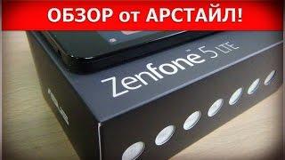 Обзор ASUS Zenfone 5 LTE / Арстайл /
