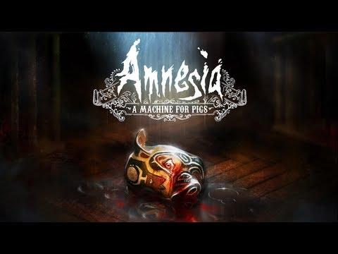 «Amnesia: A Machine for Pigs»: Обзор