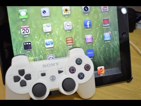 how to connect ps3 controller to phone wirelessly