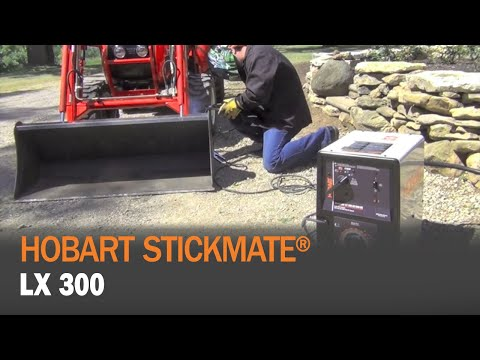 Hobart Stickmate LX 300 Product Demonstration
