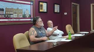 Freedom Borough Council General Meeting 5-8-2019