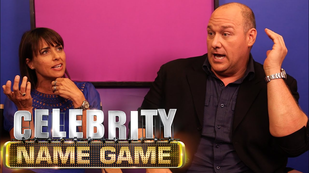 Craig ferguson celebrity name game show