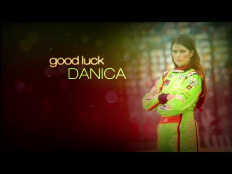 Good Luck Danica: Make YOUR Dreams Come True! | Official GoDaddy.com Video