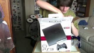 Download Lagu Sony Playstation 3 Slim Unboxing Gratis STAFABAND