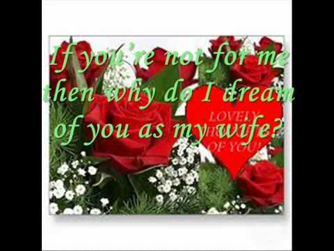 Daniel Bading Field ~ If Your Not The One !a (lyrics).mp4 video