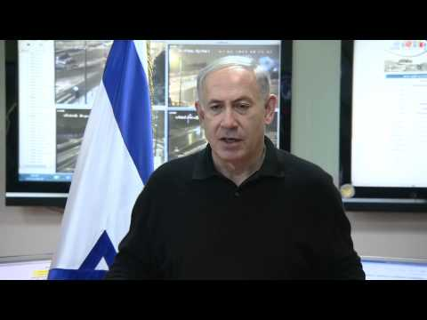 PM Netanyahu's Comments Following Terror Attack in Paris