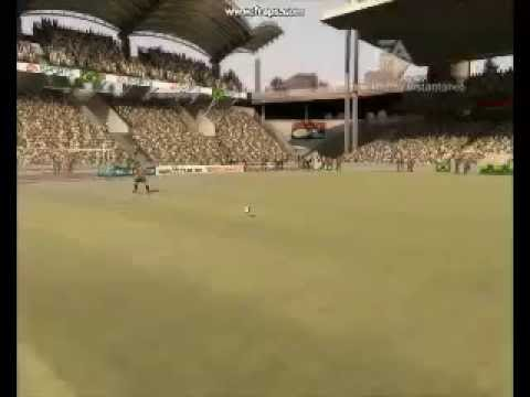FIFA Soccer 07 um bom simulador de futebol