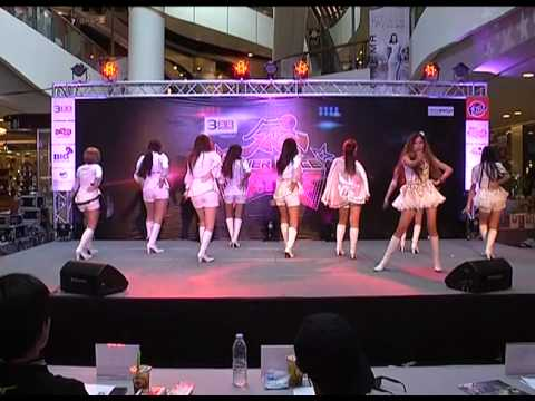 Girlish cover Girls' Generation JKN Cover Dance Battle