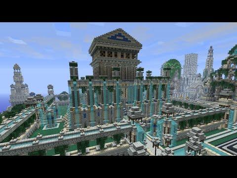 Top 10 Minecraft Creations