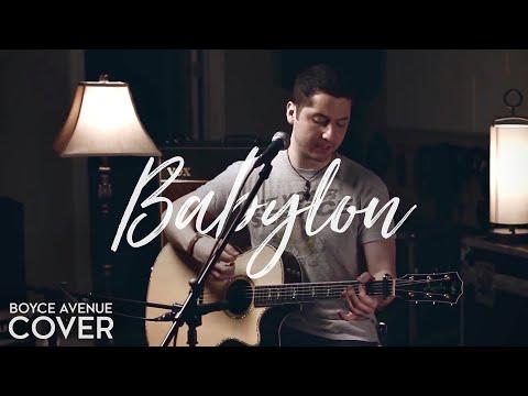 Boyce Avenue - Babylon