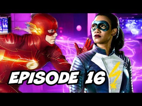 The Flash 4x16 Iris West Flash Episode - TOP 10 WTF and Easter Eggs thumbnail