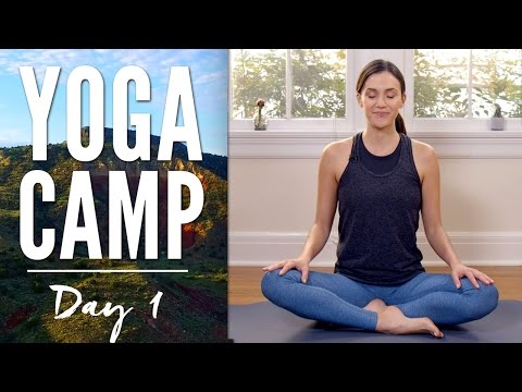 Yoga Camp Day 1 - I Accept