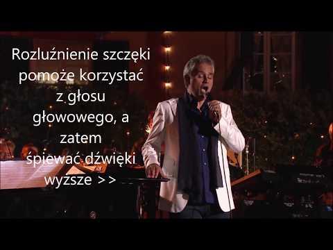 Głos Głowowy Bocelliego