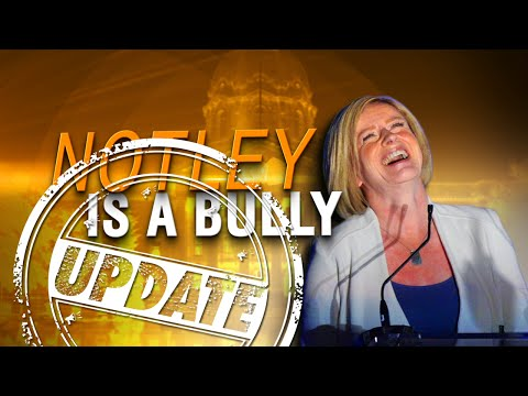 """Heather Boyd is an unethical liar"" — Shocking news about her media report for Notley"
