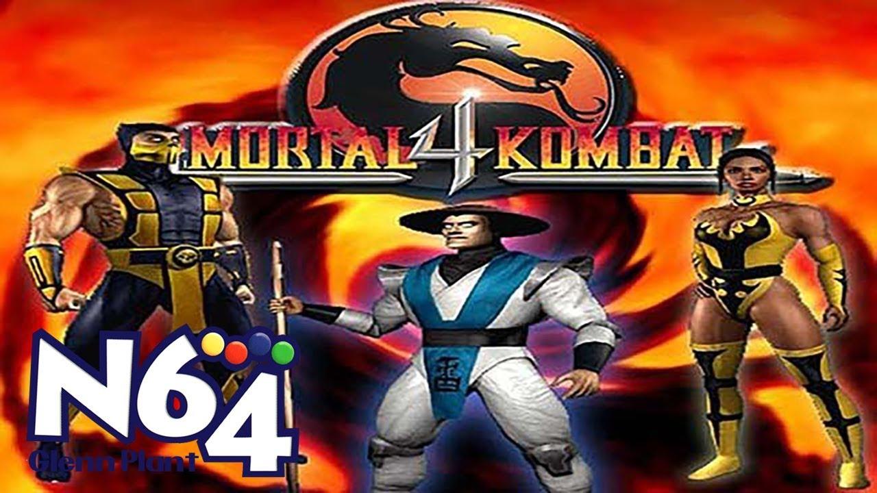 Mortal Kombat 4 - Nint...
