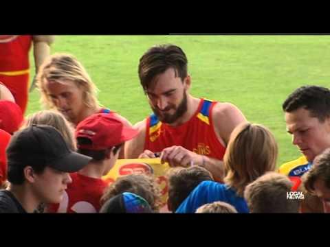 7 Local News Cairns - Sport 4/02/16