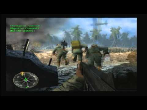 Call of Duty World At War Final Fronts (PS2)