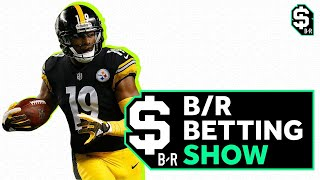 Ochocinco Joins B/R Gambling Experts Ahead of NFL Week 1 | B/R Betting Show
