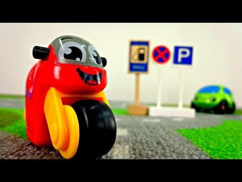Мультики про машинки - Правила дорожного движения
