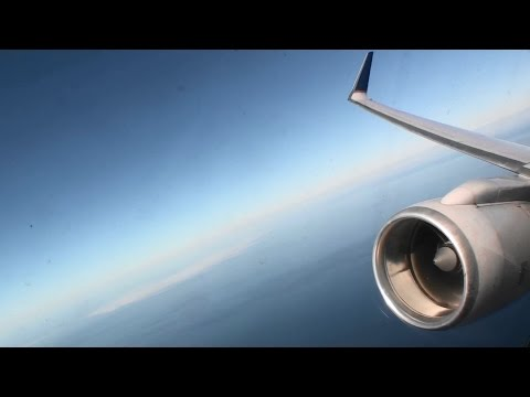 Absolutely Perfect Engine Sound!!!  Awesome First Class HD 757 Takeoff From Los Angeles!!!