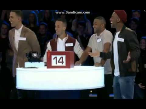 JLS on Deal Or No Deal