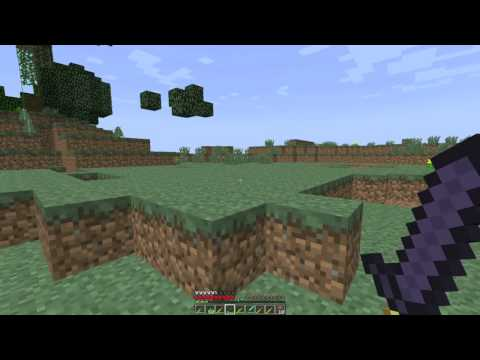 Minecraft  Mod Reviews- Episode 1- More Obsidian by oscar7185