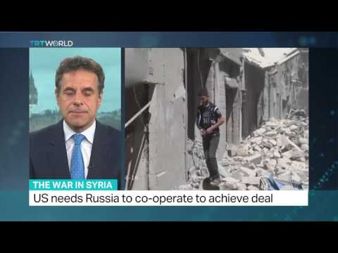 TRT World's Jon Brain reports latest updates on Geneva peace talks