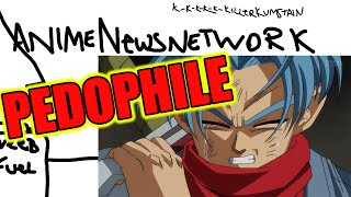 Trunks is a PEDOPHILE! 100% PROOF and INTERVIEWS! - Anime News Network